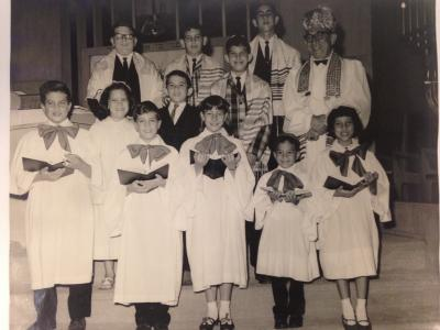 Wharton children choir